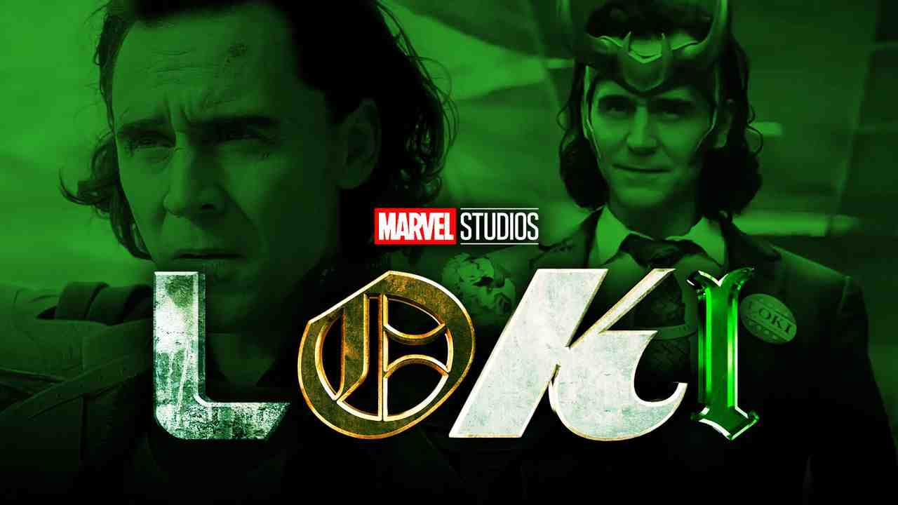 Loki Logo, Tom Hiddleston