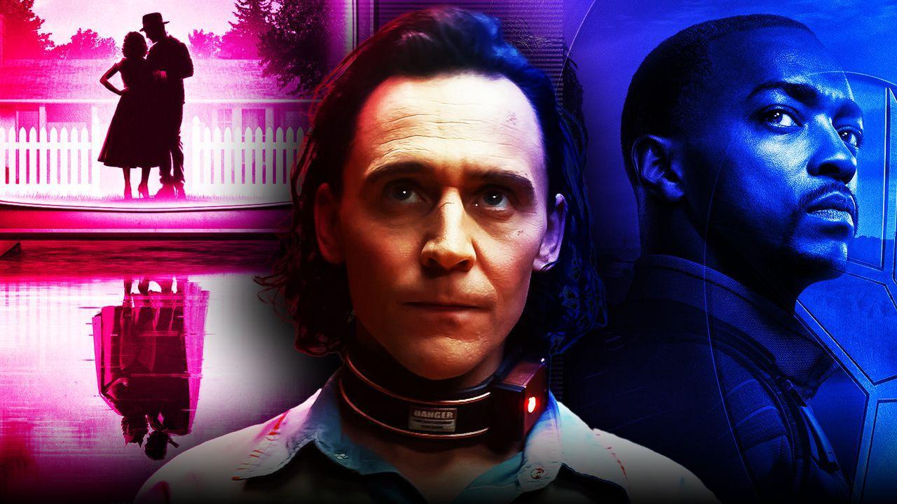 Loki WandaVision Falcon and Winter Soldier