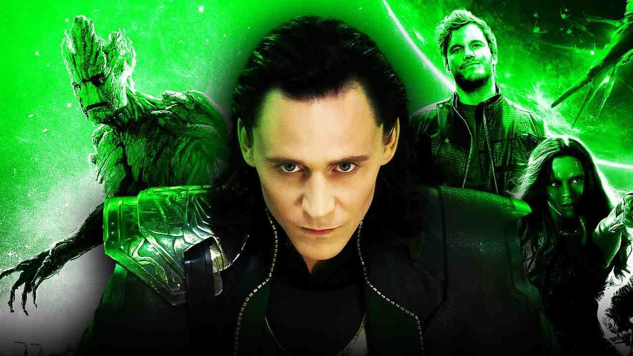 Loki Guardians of the Galaxy