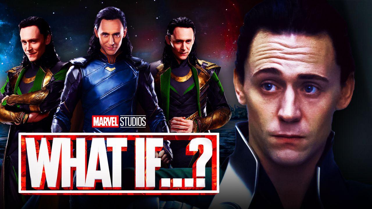Loki, Thor, Tom Hiddleston, What If...?