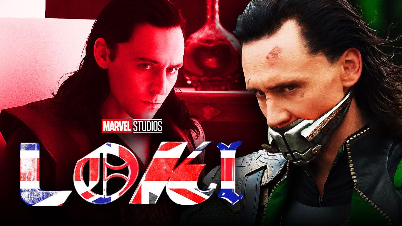 Loki, Disney+, United Kingdom