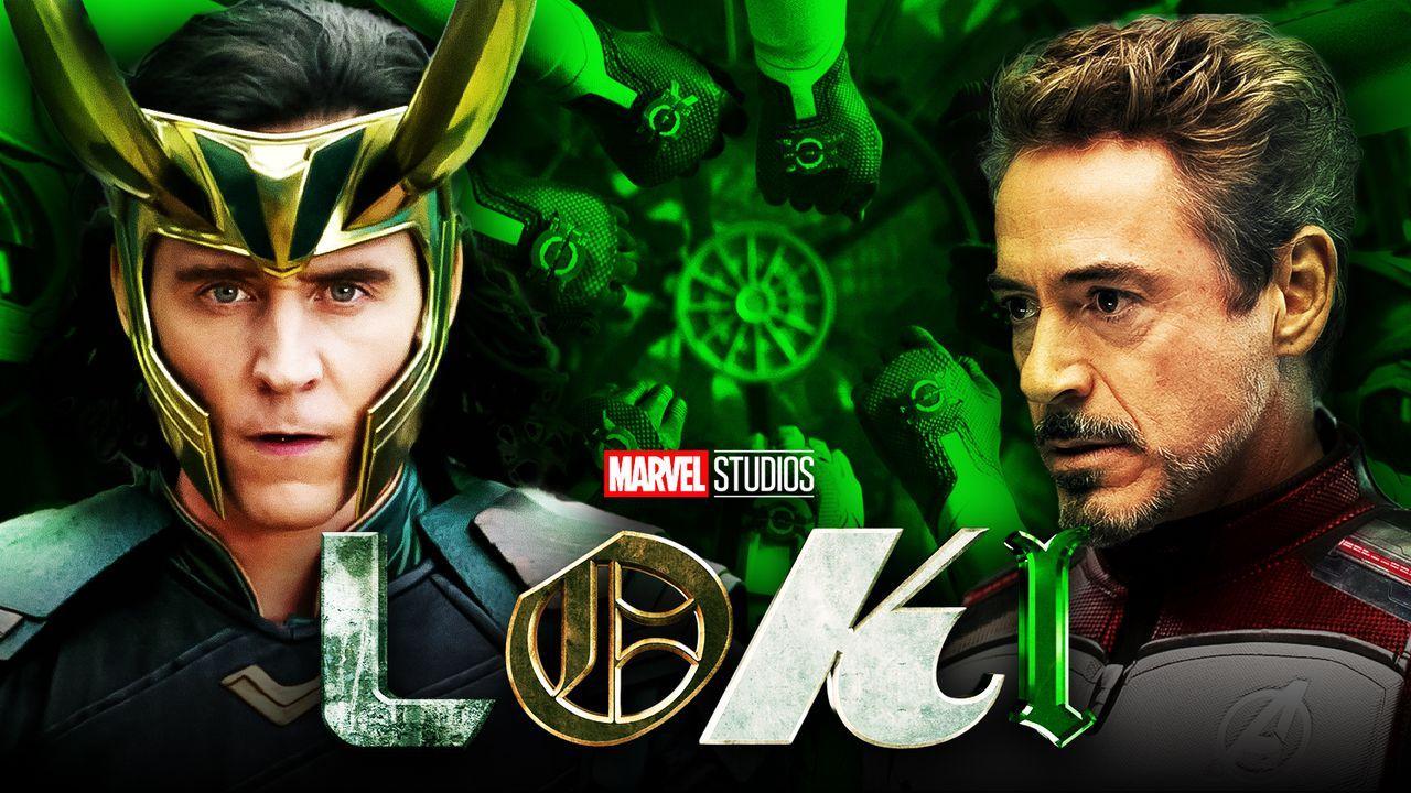 Tom Hiddleston, Loki, Robert Downey, Jr.