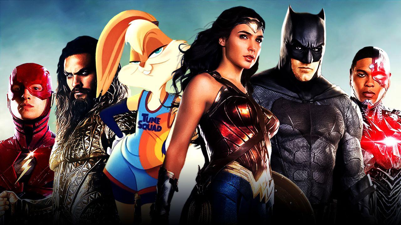 Justice League Space Jam