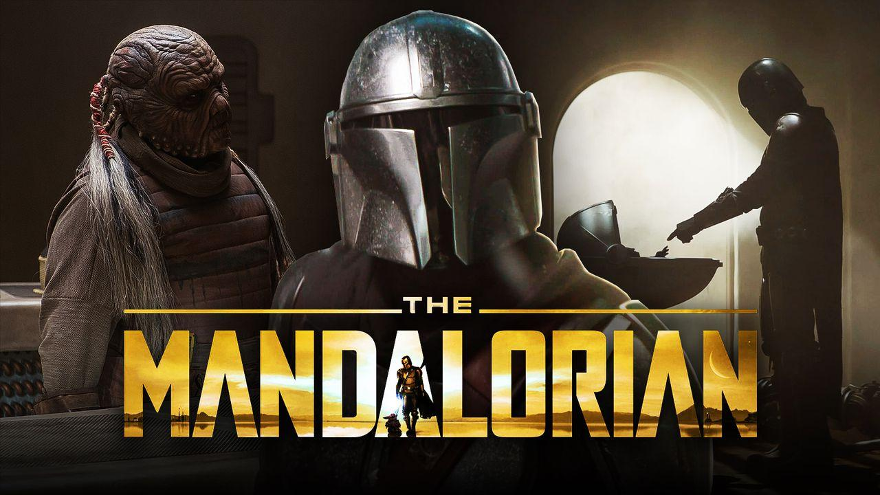 Mandalorian Season 1 Background