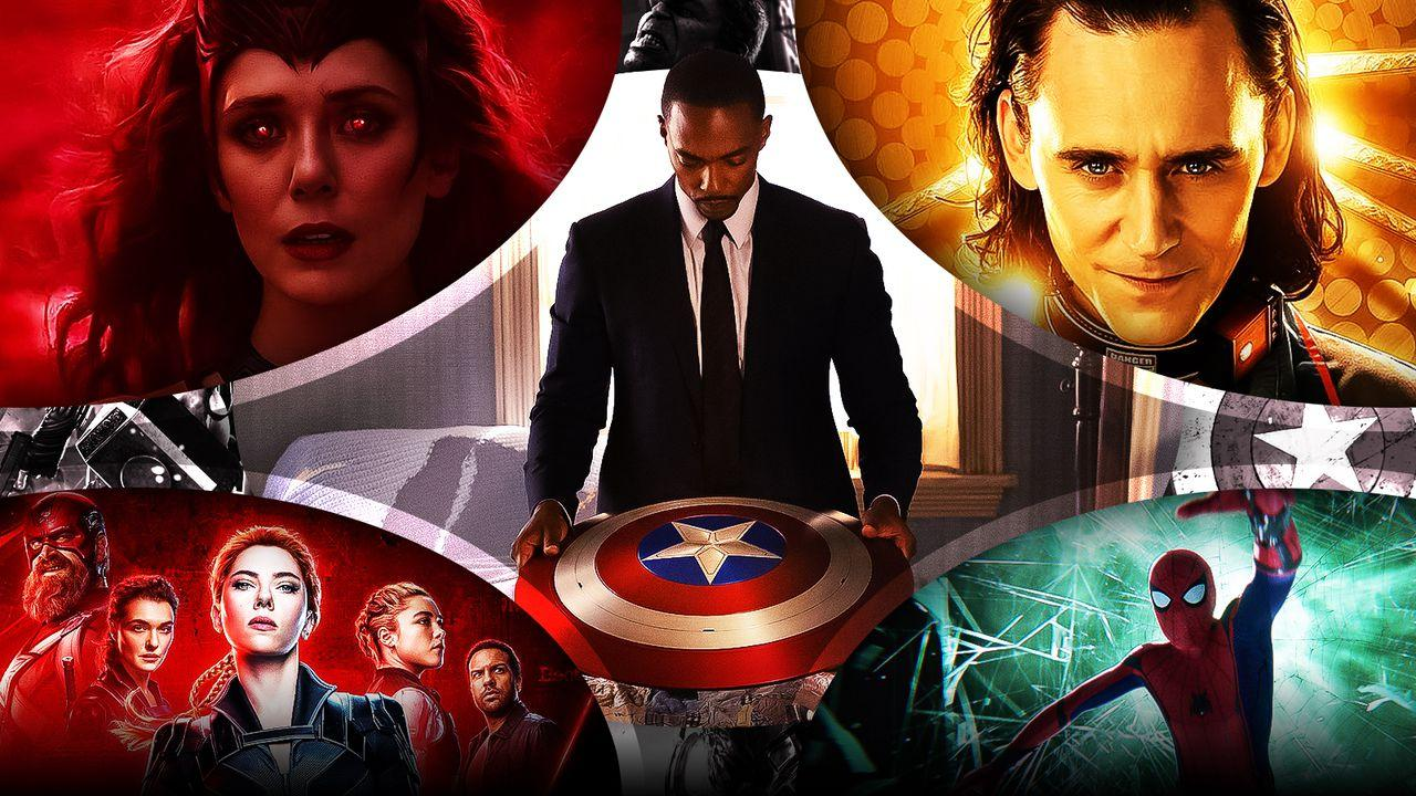 Marvel Studios Movies and Shows