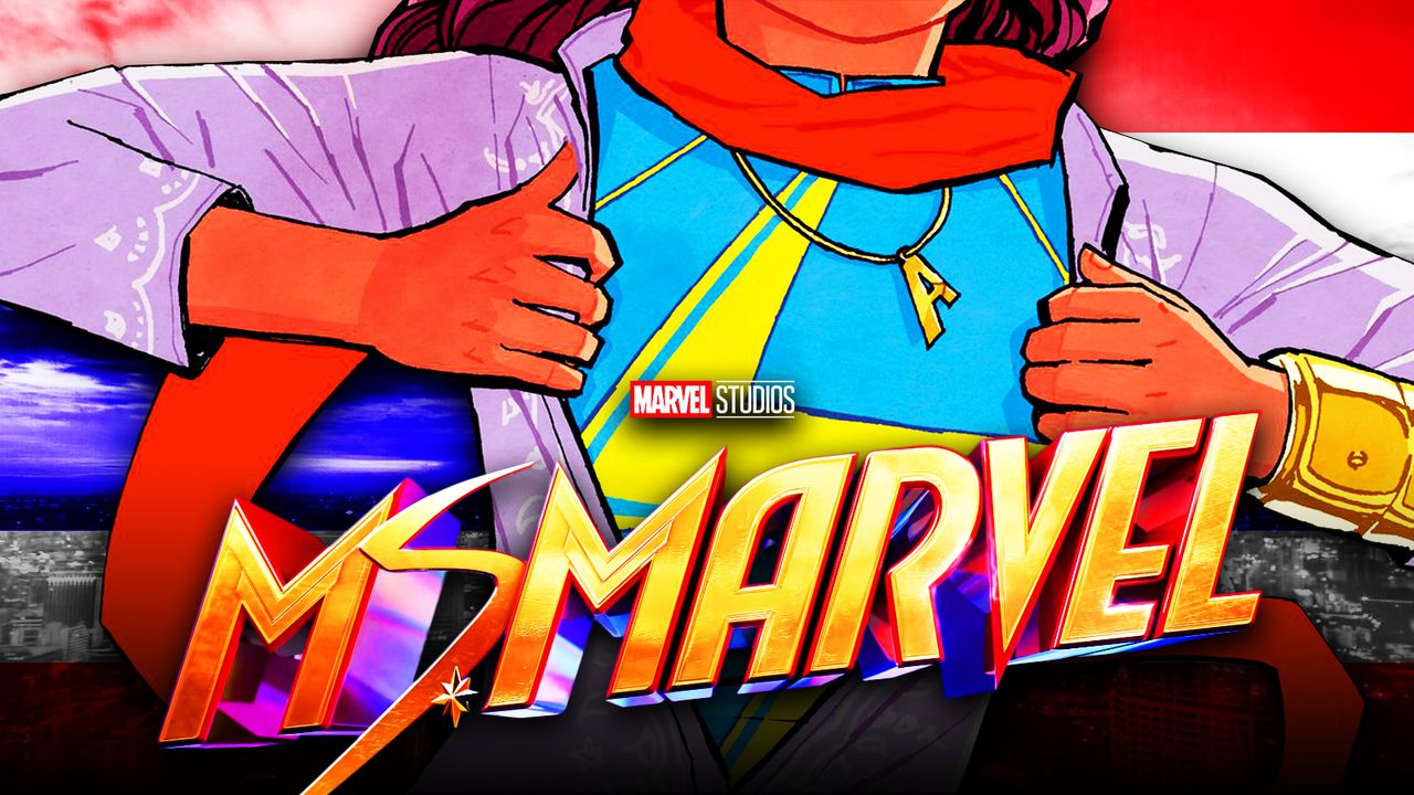 Kamala Khan/Ms. Marvel