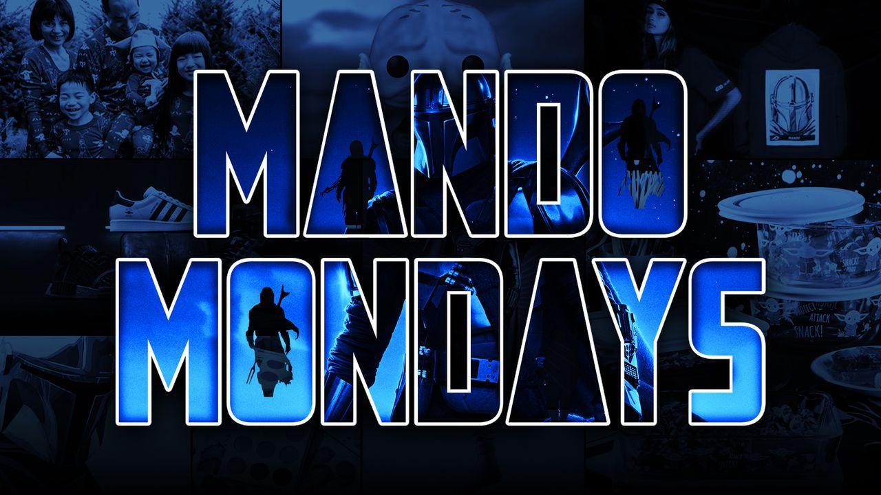 The Mandalorian, Mando Mondays logo