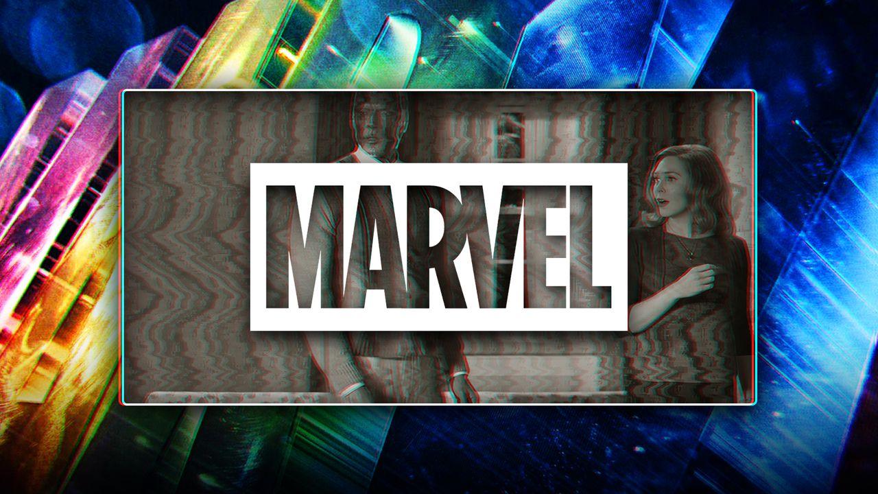 Marvel Logo Disney Plus
