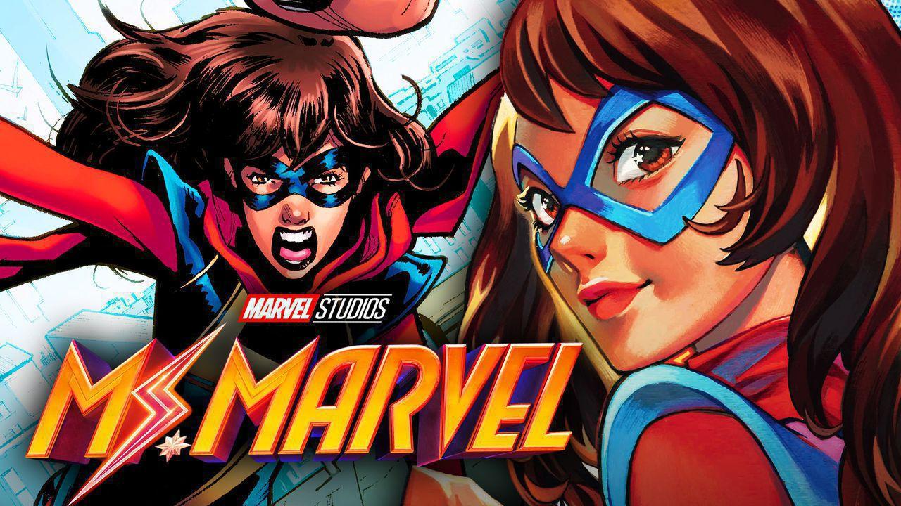 Ms. Marvel, Kamala Khan.
