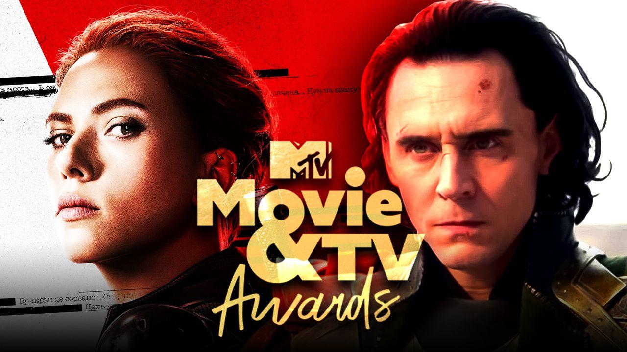 black widow loki marvel mtv movie awards