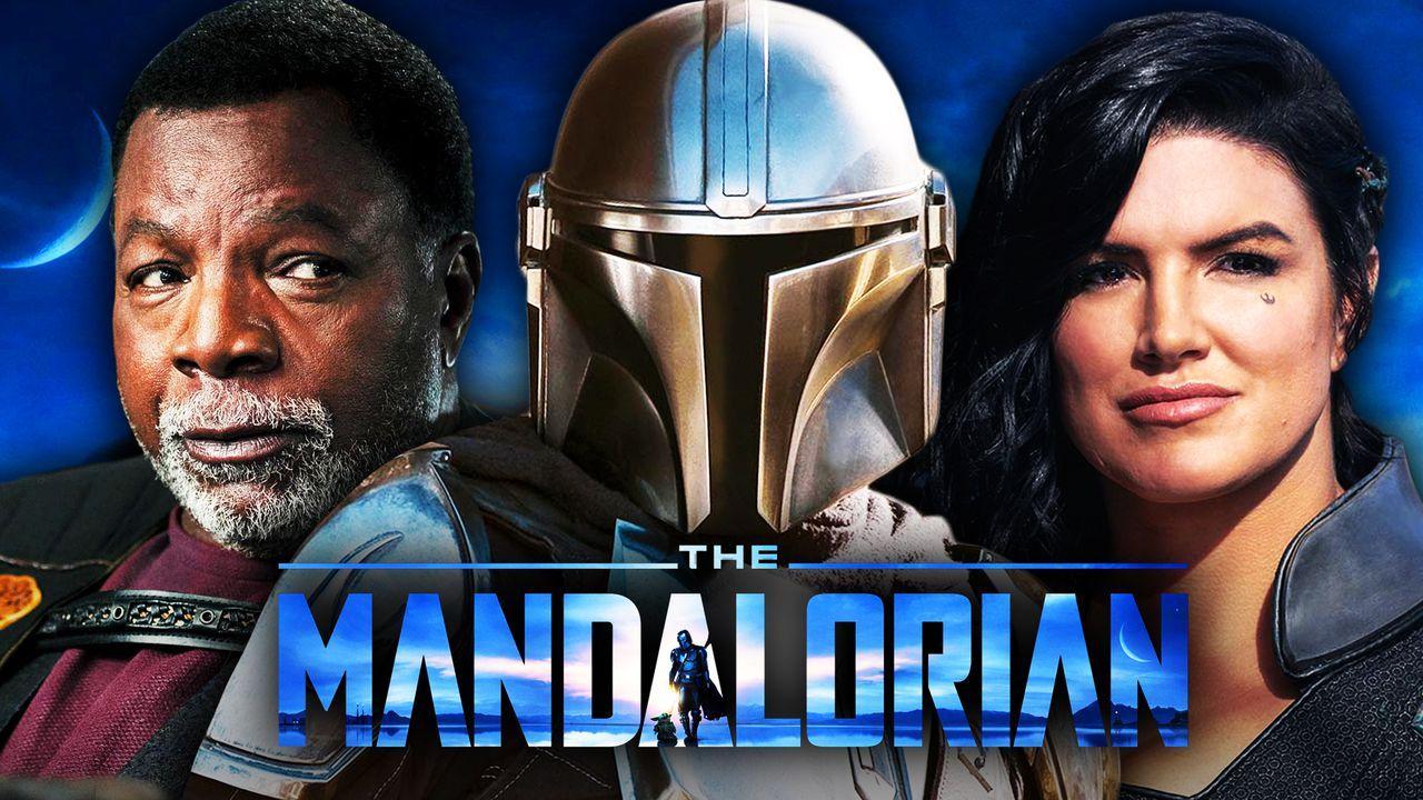 Greef Karga, The Mandalorian, Cara Dune
