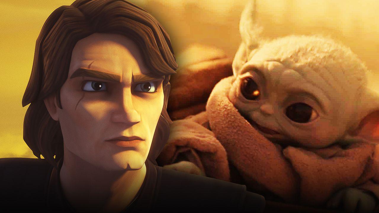 Anakin, Baby Yoda