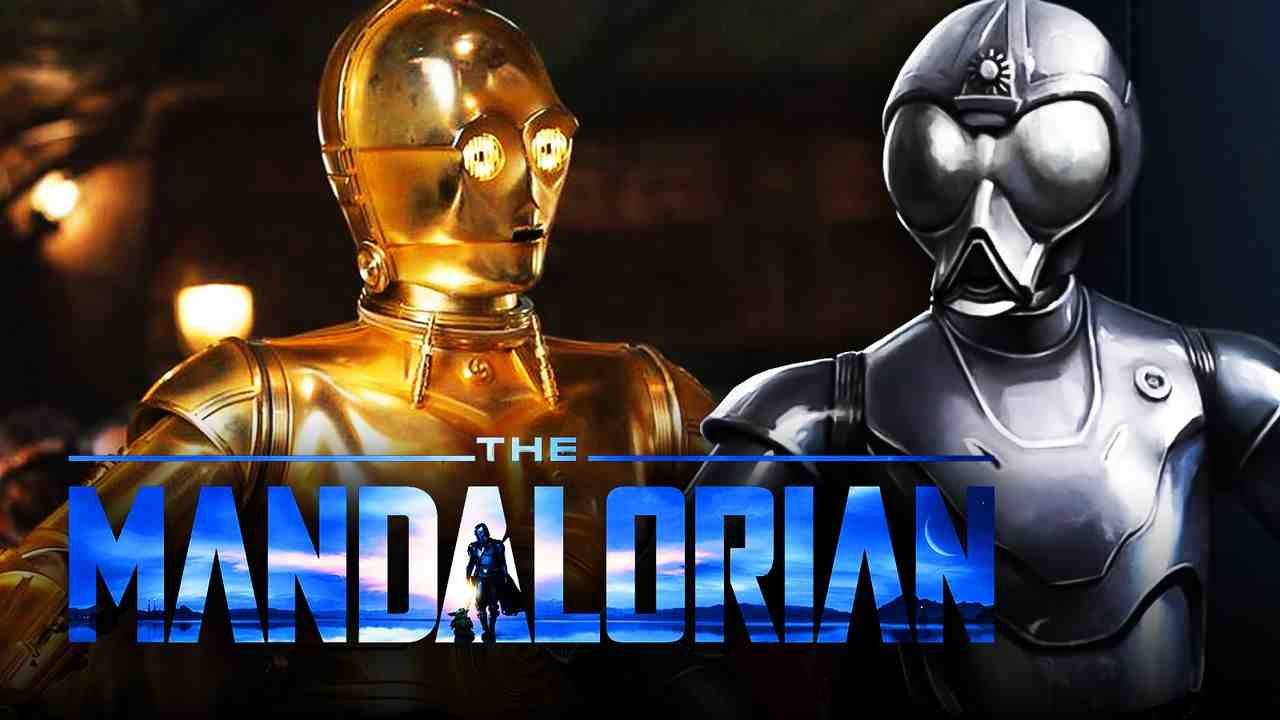 Mandalorian C-3PO
