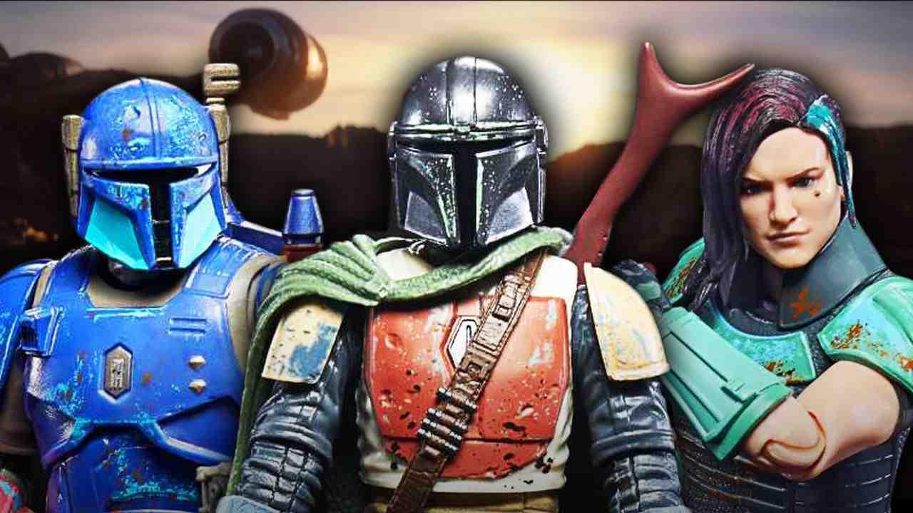 The Mandalorian, Cara Dune, Heavy Infantry