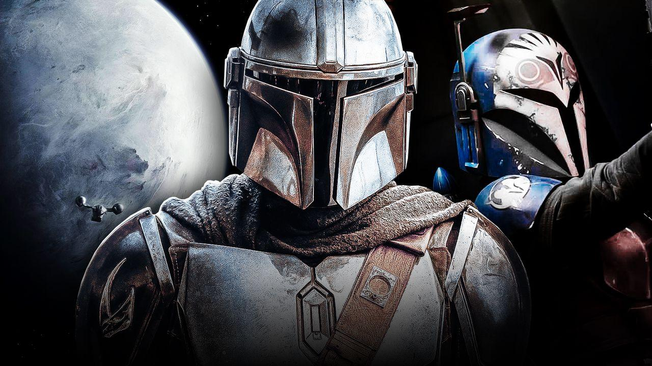Star Wars planet, Din Djarin, Bo-Katan Kryze