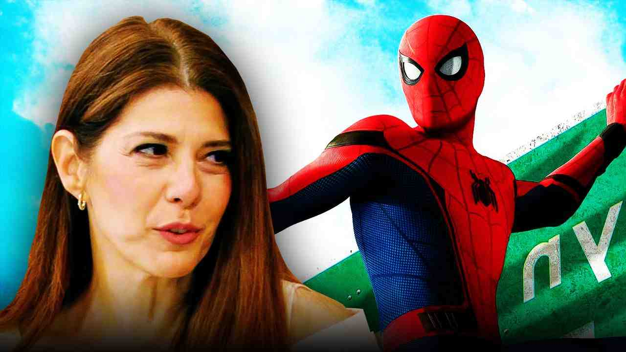 Aunt May, Spider-Man