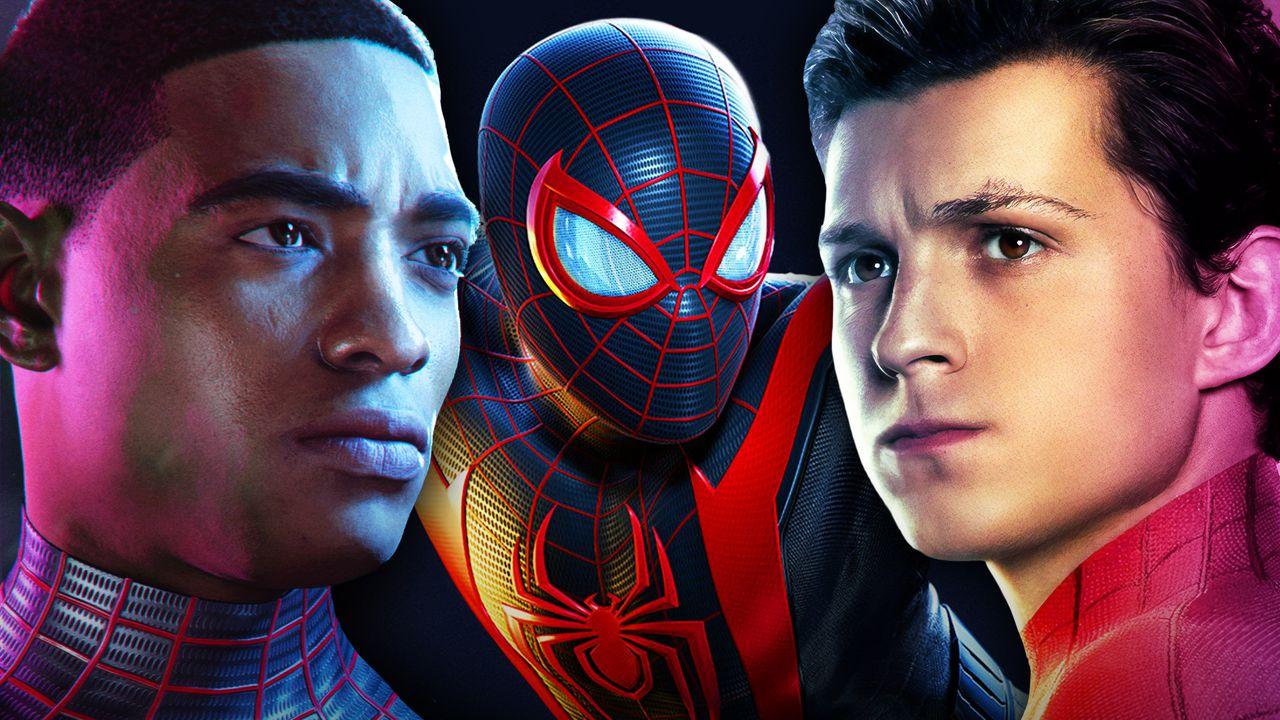 Miles Morales, Spider-Man Tom Holland