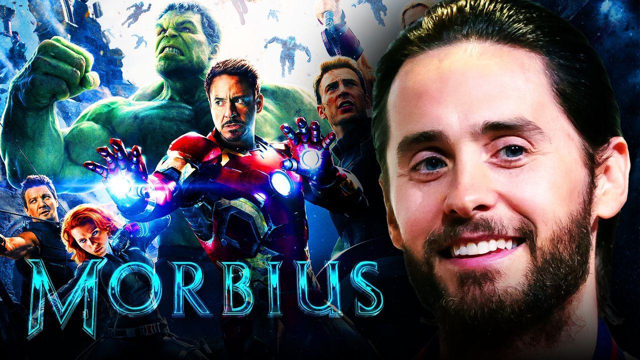 Jared Leto Morbius Avengers Age of Ultron