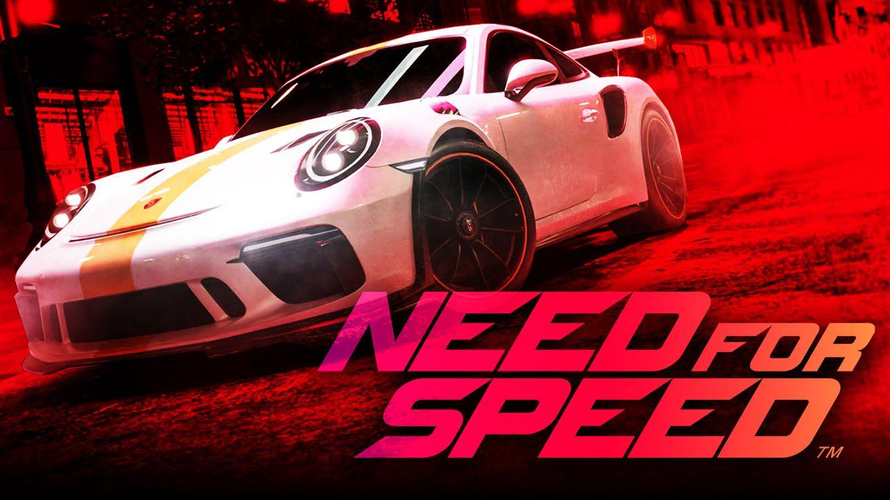 Need for Speed cars