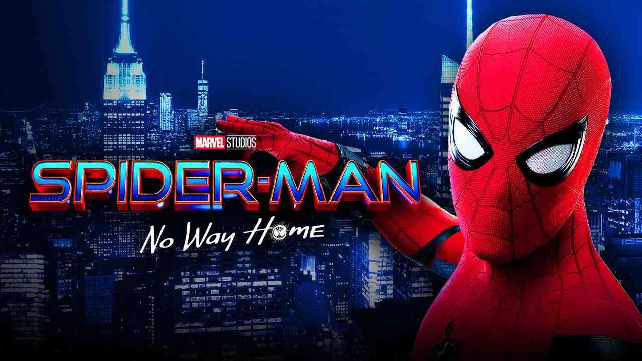 Spider-Man New York City logo
