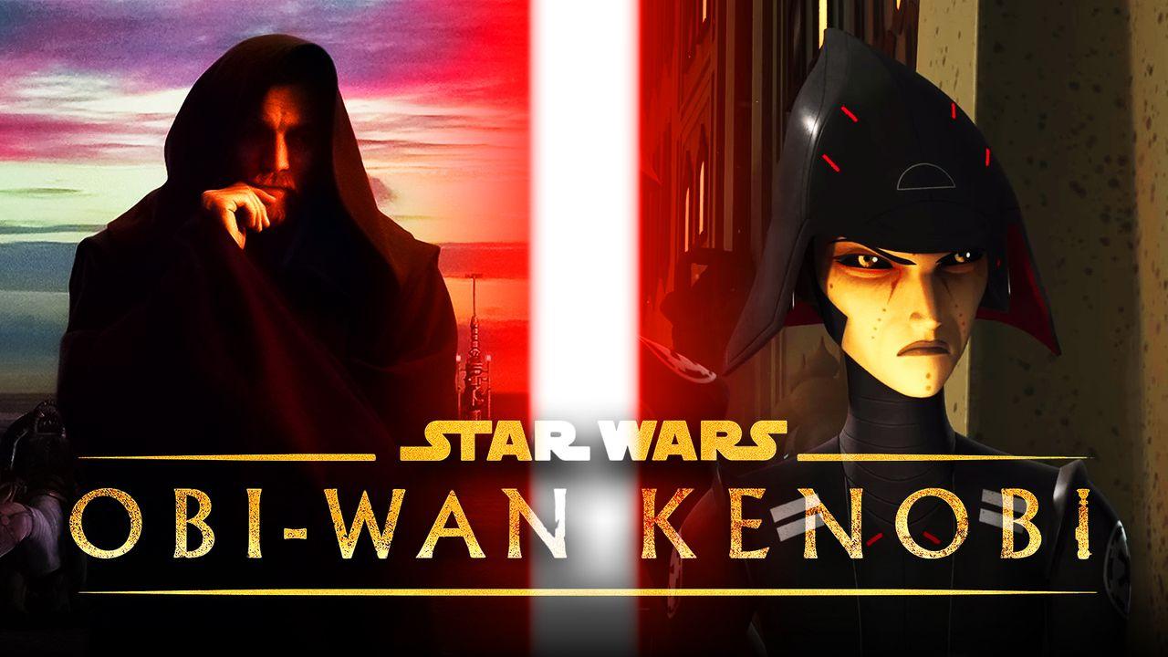 Obi Wan Kenobi Inquisitor