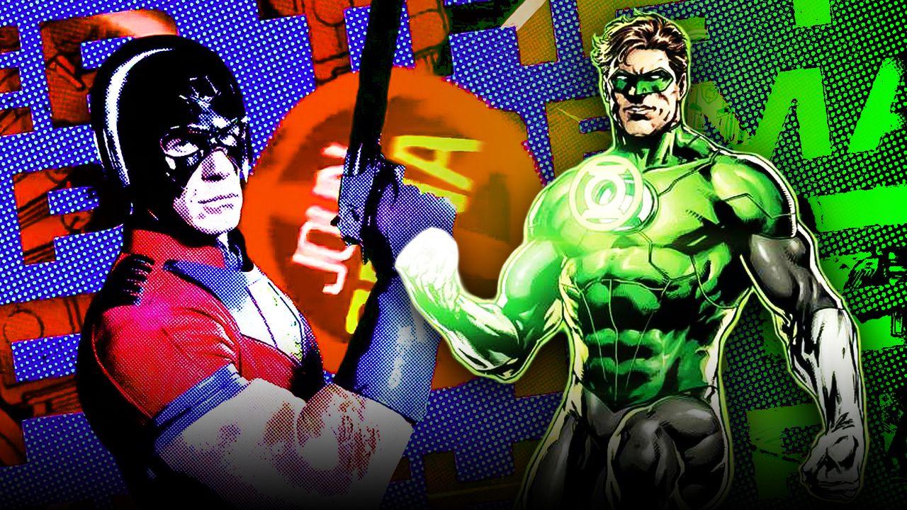 Green Lantern, Peacemaker