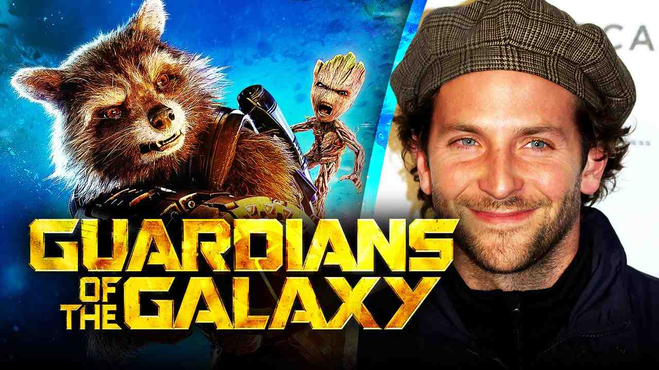 Rocket and Baby Groot, Bradley Cooper, Guardians of the Galaxy