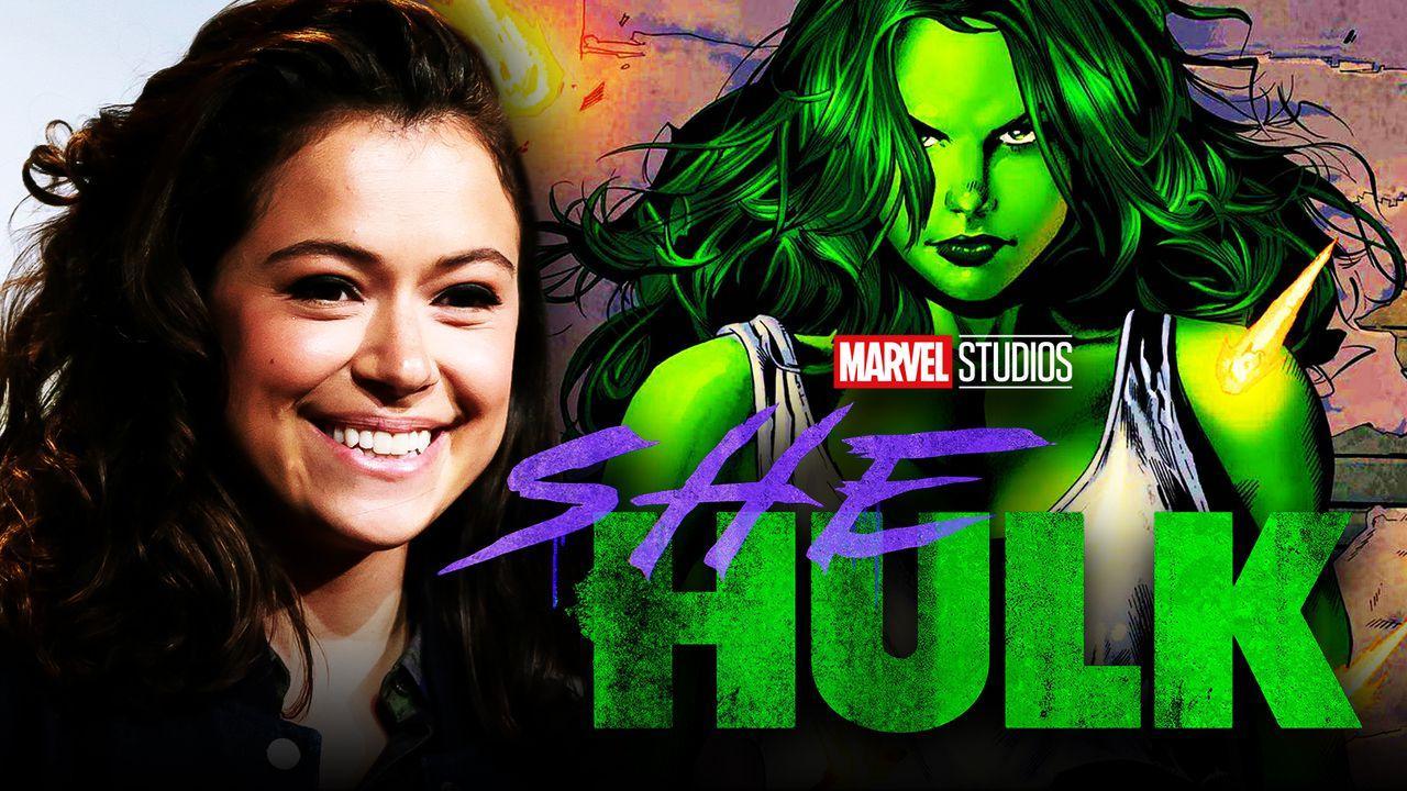She-Hulk, Tatiana Maslany