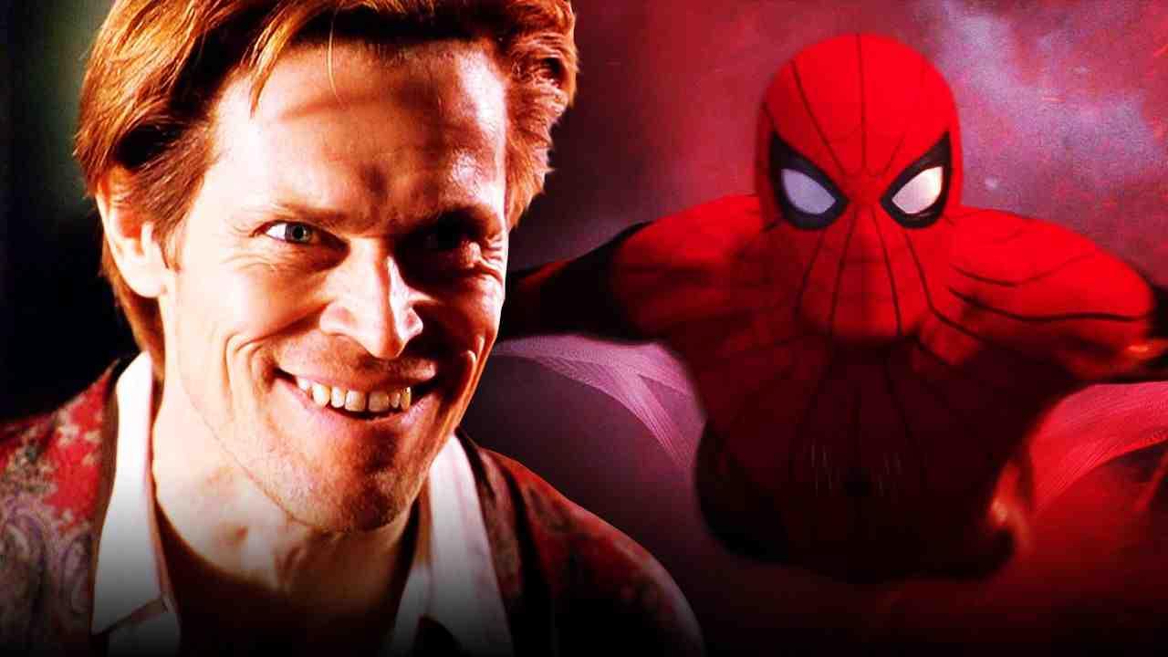 Willem Dafoe Spider-Man