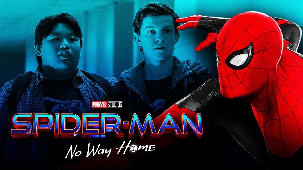 Spider-Man: No Way Home logo Spider-Man