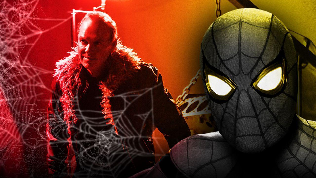 Spider-Man Black Suit, Michael Keaton Vulture
