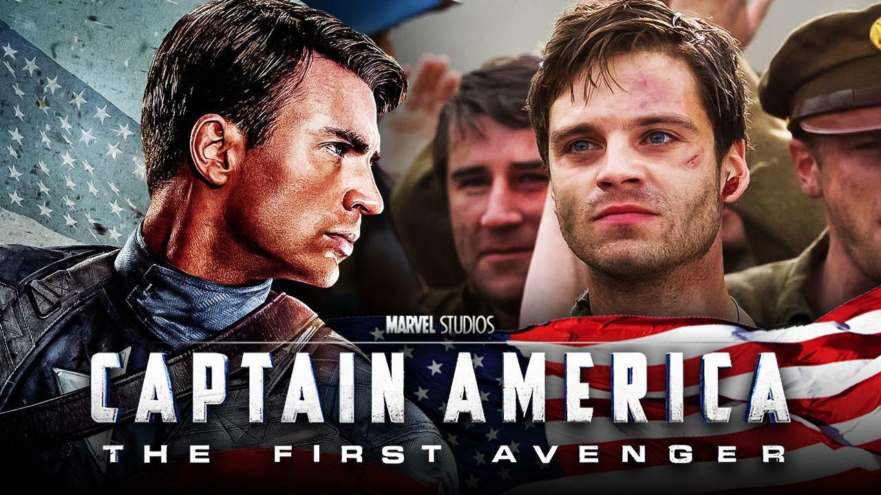Sebastian Stan, Captain America: The First Avenger, Bucky Barnes
