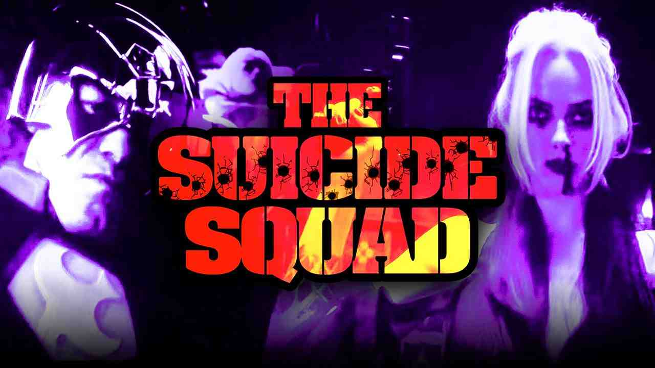 The Suicide Squad, Margot Robbie, John Cena