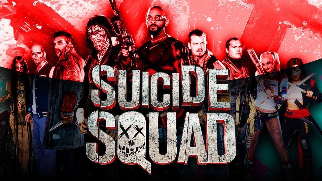 Suicide Squad logo, Suicide Squad team