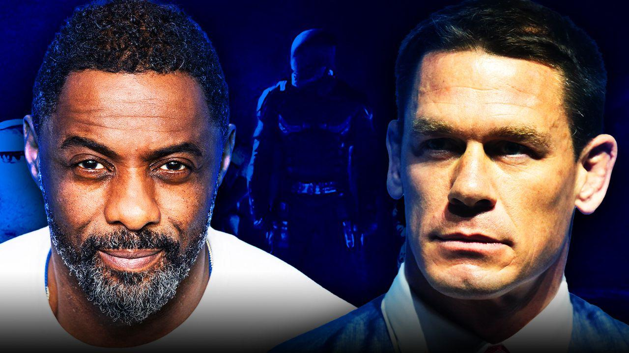 Idris Elba, John Cena, The Suicide Squad