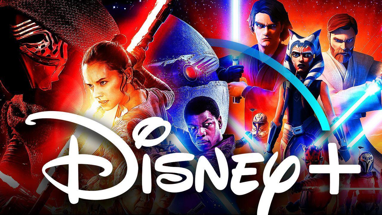 Disney Plus Star Wars Rise of Skywalker Clone Wars