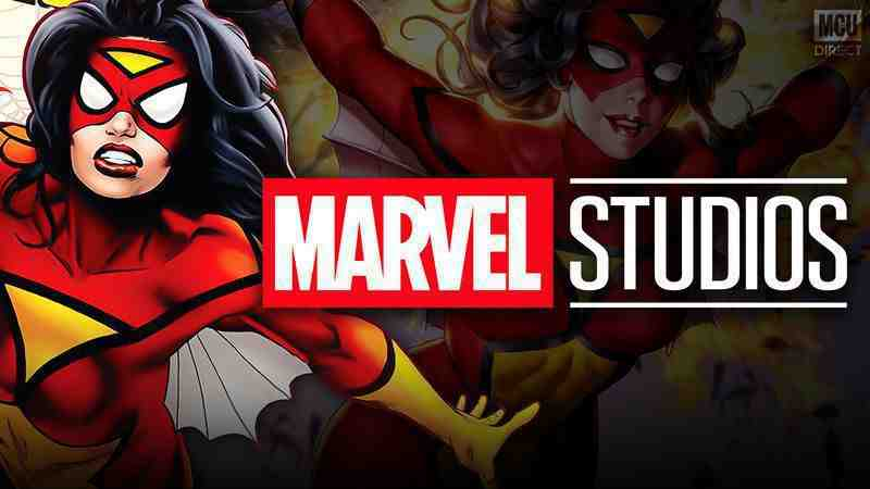 Spider-Woman, who is set to appear in her own film as part of a new Sony-Marvel deal