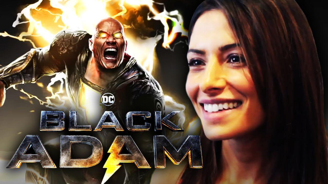 Black Adam, Sarah Shahi