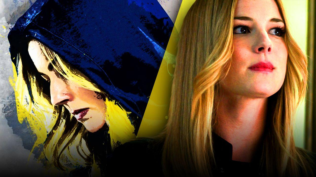 Sharon Carter merchandise on left and Emily VanCamp on right