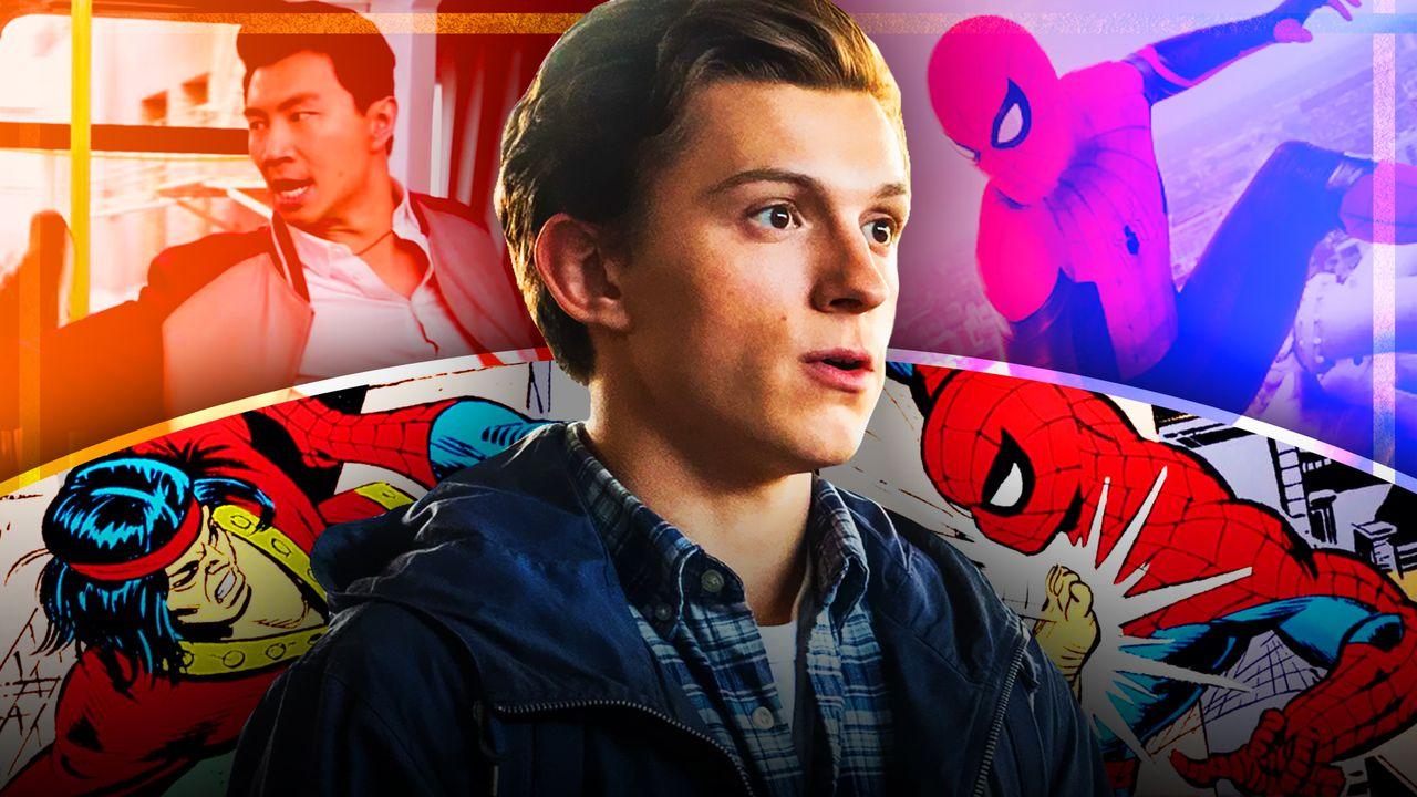 Tom Holland, Spider-Man, Shang-Chi