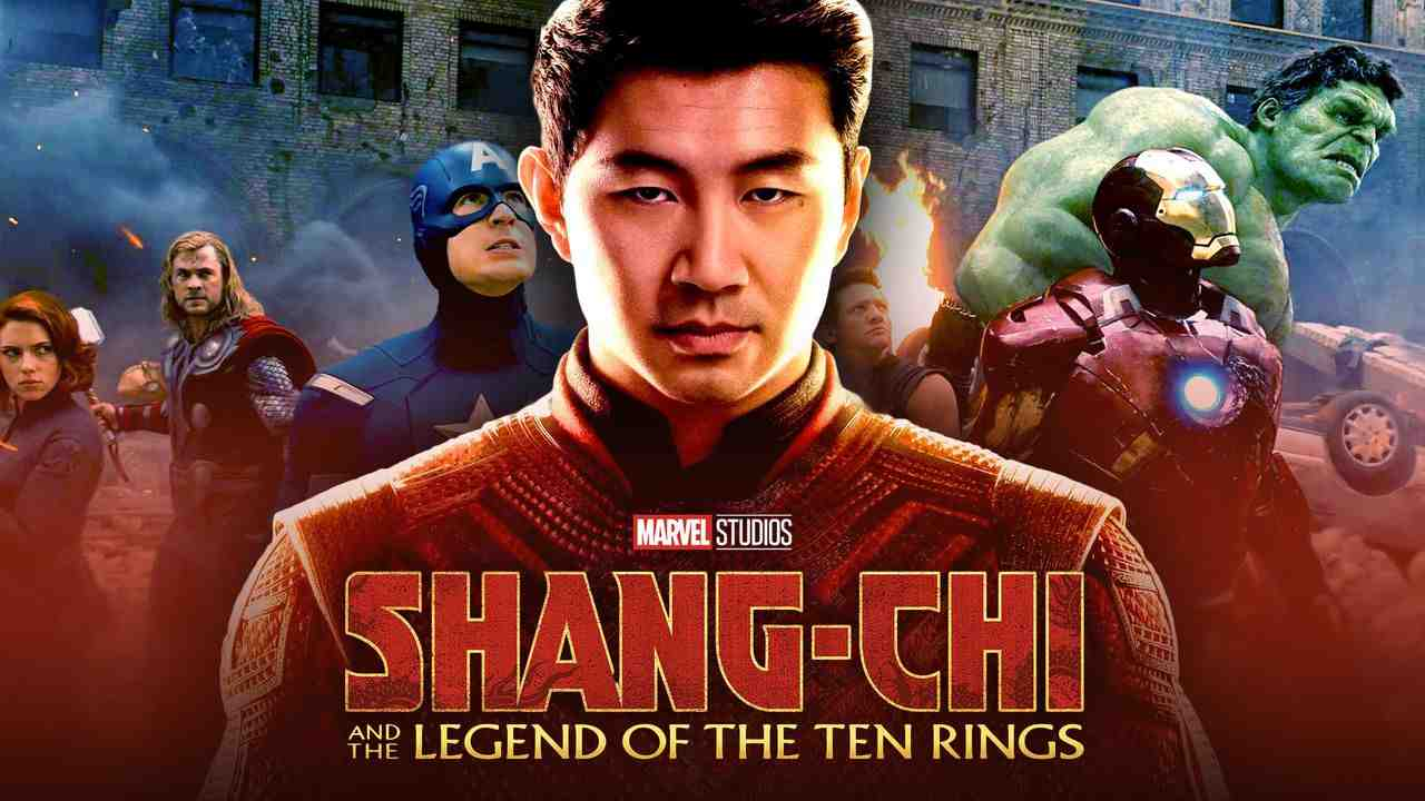 Shang-Chi with Avengers