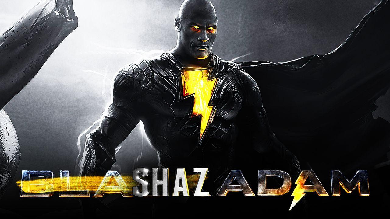 Black Adam Shazamadam