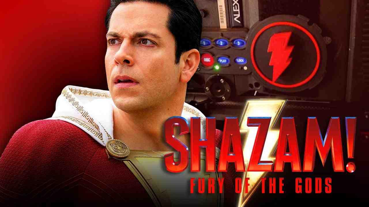 Zachary Levi, Shazam!: Fury of the Gods