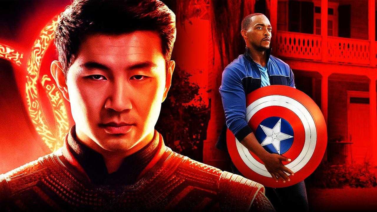 Shang-Chi Sam Wilson Captain America