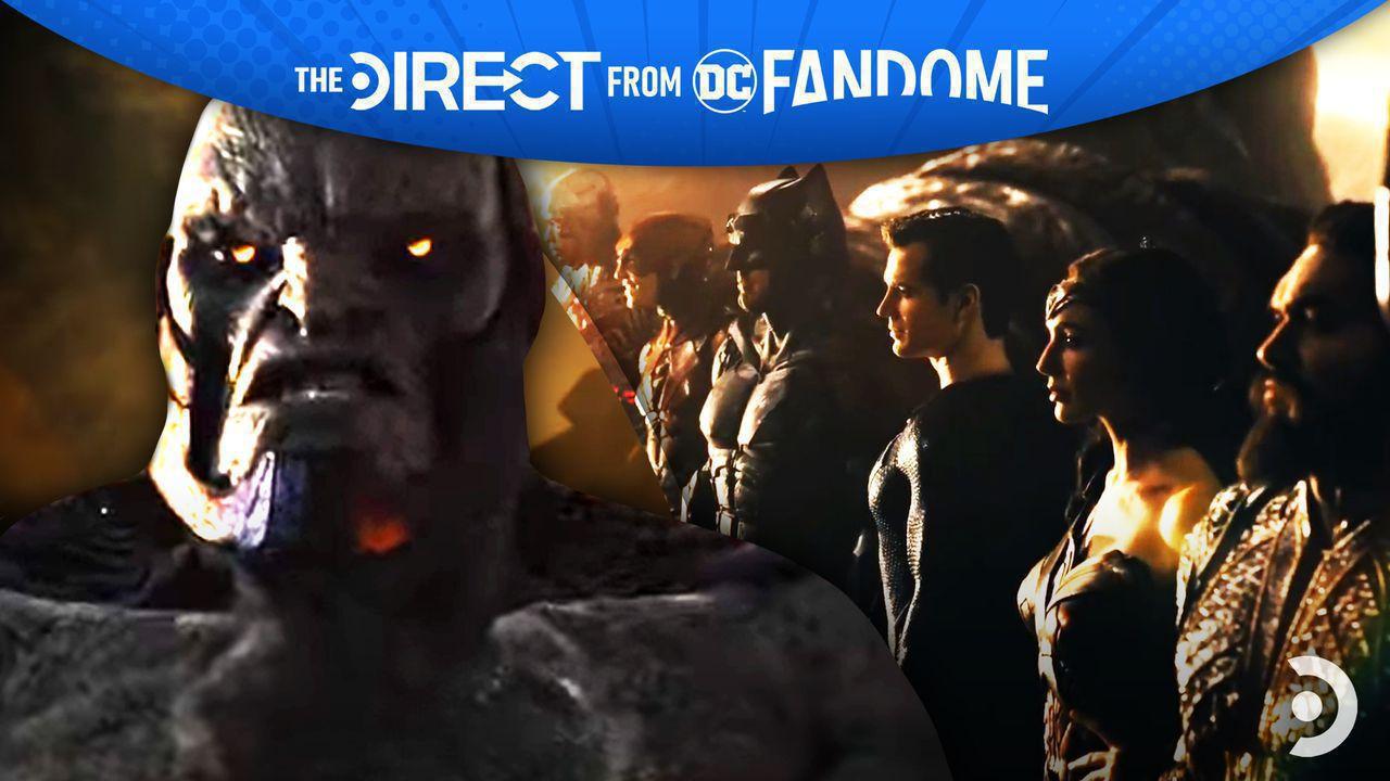 Darkseid, Justice League.
