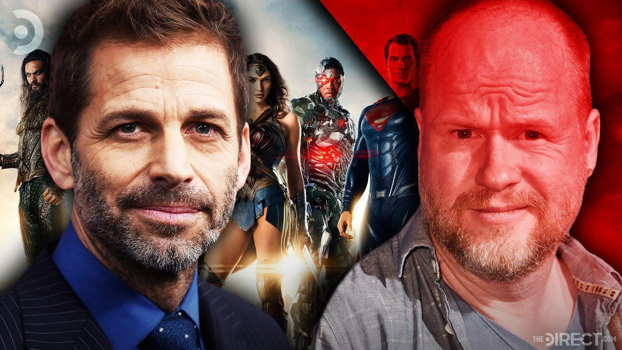 Zack Snyder and Joss Whedon