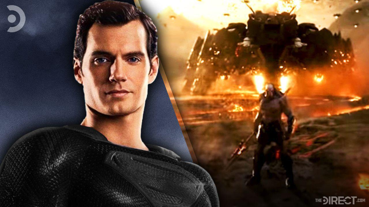 Superman Black Suit, Darkseid