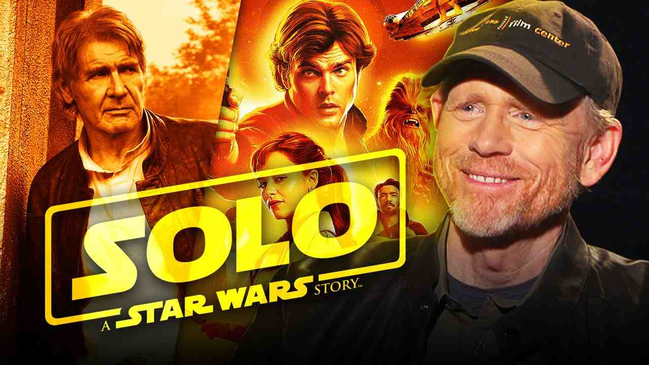 Ron Howard, Han Solo Poster