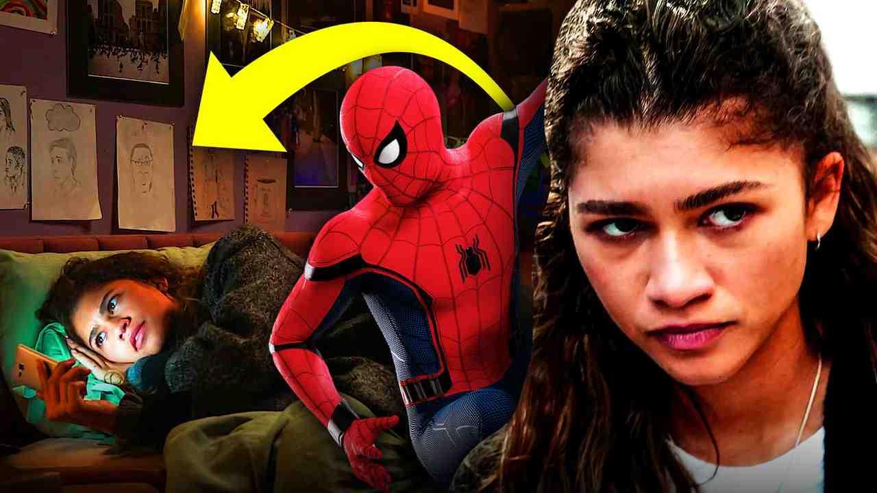 MJ, Spider-Man, Spider-Man: No Way Home