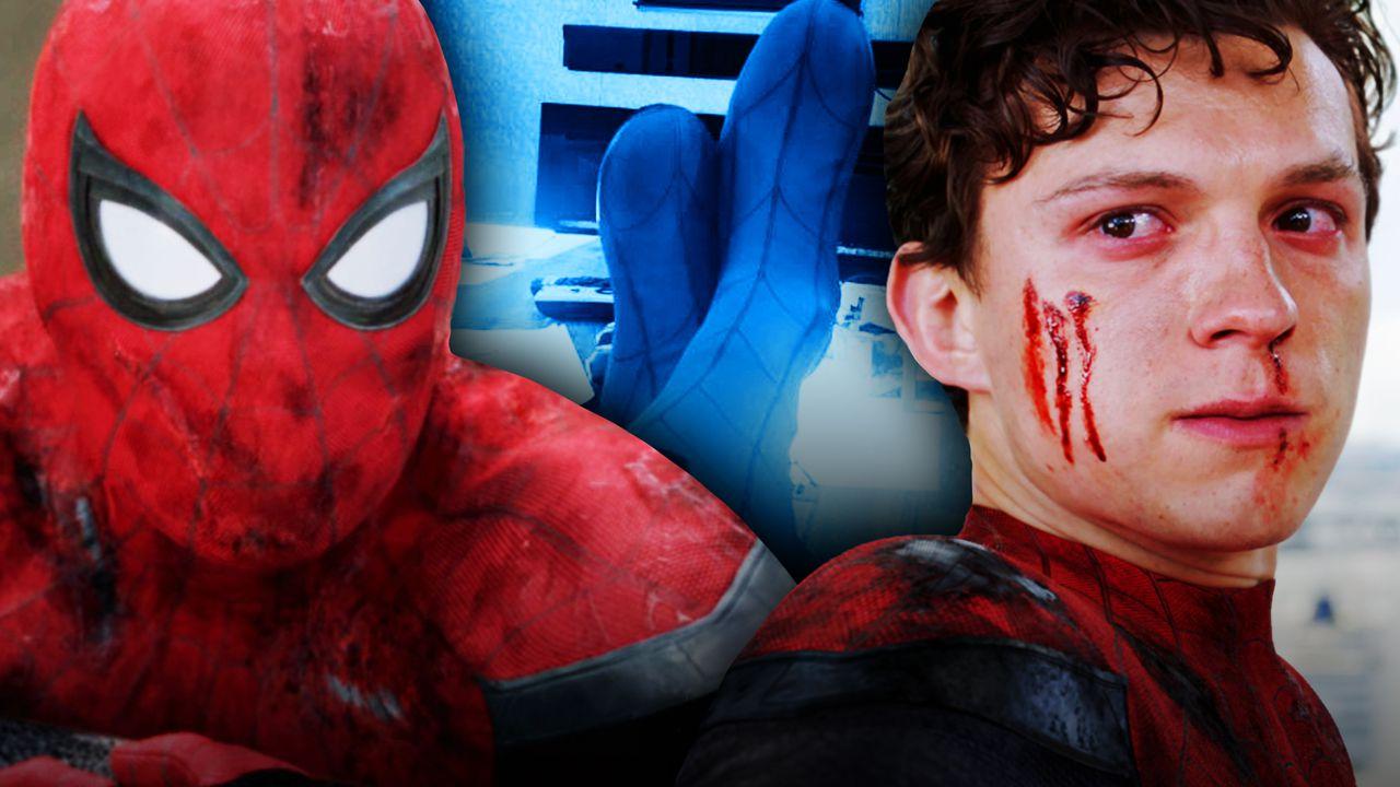 Spider-Man, Peter Parker, Spider-Man suit